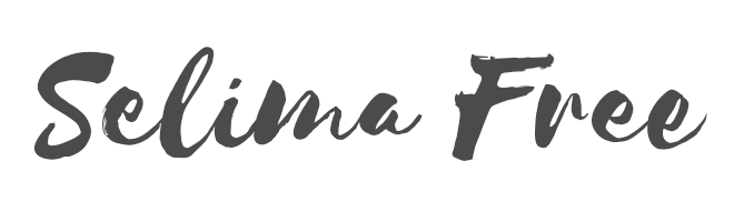 سلیمه فونت اسکریپت رایگان
