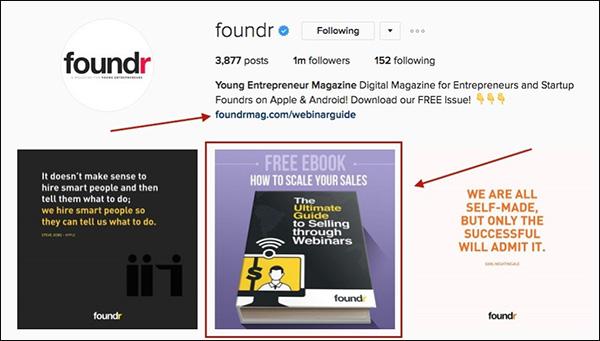 به طور موثر استفاده کنید از بازاریابی اینستاگرام برای ایجاد فروش بیشتر